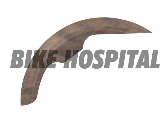 BK PIRANHA FRONT FENDER 135MM 16/18 INCH