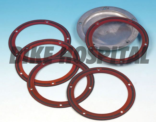 JAMES CLUTCH DERBY COVER  GASKET T/CAM