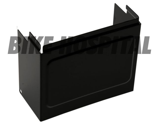 COVER BATTERY BLACK 97-05FXD